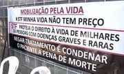 Associação Sergipana de Pessoas com Doenças Raras faz manifestação em Aracaju