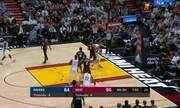 Melhores momentos de Miami Heat 112 x 108 Indiana Pacers pela NBA