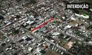 Ruas de Guarapuava ficarão bloqueadas a partir de segunda-feira