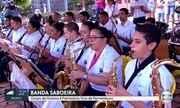 Patrimônio Vivo, Banda Saboeira faz show em Goiana