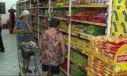 Preços dos alimentos da cesta básica registram queda