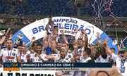 Operário Ferroviário é campeão da Série 'C' do Brasileirão