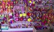 Comércio de Caruaru entra no clima do carnaval
