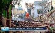 Moradores temem riscos no local onde fábrica de fogos de artifício explodio