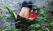 Foto de pai e filha afogados na fronteira dos EUA vira símbolo