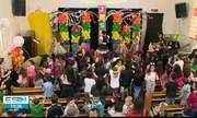 Brincadeiras e muita diversão ajudam a evangelizar crianças no Sul do ES