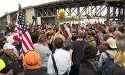 Pelo menos 13 foram presos em protestos em Portland, EUA