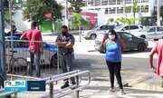 Agências da Caixa ficam praticamente vazias no 1º dia de saque do auxílio emergencial