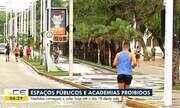 Aulas estão permitidas para crianças até 3 anos durante lockdown em Fortaleza