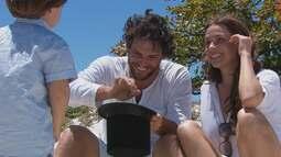 Cena 28/10 - Herculano e Amanda têm um final feliz juntos