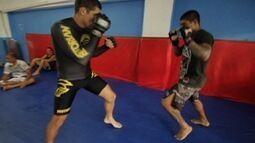 Conheça Bruno Robusto, uma das maiores promessas do MMA nacional