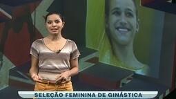 CBG confirma que Jade Barbosa está fora de Londres 2012
