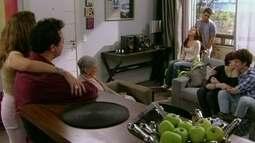 Fabiano conta que Isabela irá para San Diego com Filipe