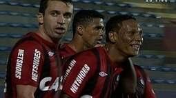 Os gols de Barueri 0 x 6 Atlético-PR pela 23ª rodada da Série B do Campeonato Brasileiro