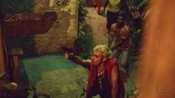 Tiroteio! Bando de Tutuca invade a favela atrás de Cleiton