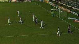Magno Alves perde pênalti!