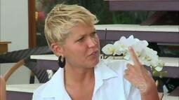 Na DR sobre prova de amor, Xuxa afirma que ''te amo está banalizado''