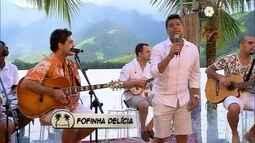 Sorriso Maroto canta sucesso de Amor à Vida: ''Fofinha Delícia''