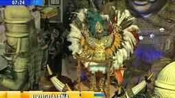 Cerca de 60 mil pessoas devem assistir ao carnaval fora de época de Uruguaiana, RS