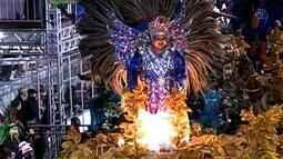 Unidos da Ilha do Marduque é a campeã do carnaval fora de época de Uruguaiana, RS