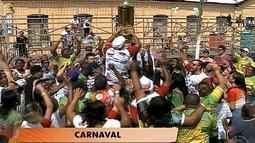 Fim de semana foi de carnaval em Rio Grande, RS