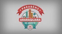 Parabéns Araraquara - 1