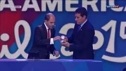 Seleção enfrenta Colômbia, Peru e Venezuela na primeira fase da Copa América 2015