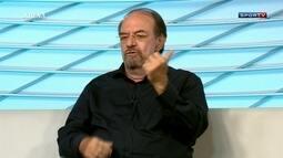 Marco Antônio Rodrigues diz que o Brasil caiu de patamar no futebol mundial
