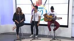 Banda Mel participa do programa em homenagem aos 30 anos do Axé
