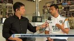 Fred se diz a favor dos dribles e elogia atuação de Gabriel Jesus, do Palmeiras