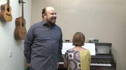 Cantor de ópera lança novo CD de música erudita, no ES