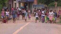 Comunidade de Viana, ES, fala sobre melhorias conquistadas no bairro