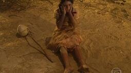 Maria passa Asmodeu para trás e recupera sua chave