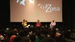 Globo e FlipZona promovem a mesa Origem Periferia: um encontro sobre literatura e arte