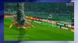 Canal argentino brinca com cobrança de pênalti de Higuaín na final da Copa América