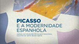 Exposição Picasso - RJ