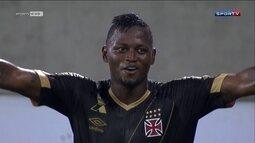 Vasco vence América-RN por 3 a 2 e passa para as oitavas de final da Copa do Brasil