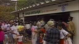 Criança Esperança (1989): Abertura da campanha
