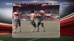 """""""É o Seu Gol"""": Thiago Rodrigues pede gol de voleio de Bebeto"""