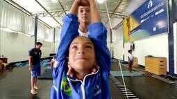 As crianças que mergulham de cabeça no mundo dos esportes