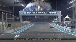 Melhores momentos do GP de Abu Dhabi