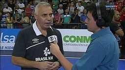 Treinador do Sorocaba e da seleção de futsal fala sobre convocação para as Eliminatórias