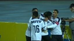 Os gols e os penaltis de Fluminense 1 (3) x (4) 1 Atletico-MG
