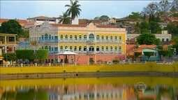 Verão Nordeste: 3º Bloco - Triunfo é oásis no Sertão pernambucano