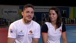 Irmãos Penalber sonham em representar o Brasil nas Olimpíadas de 2016