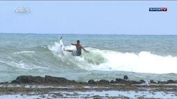 Surfistas baianos querem aproveitar bom momento do esporte para brilhar no cenário mundial