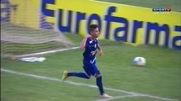 Os gols de Cruzeiro 2 (4) x (1) 2 Marília pela Copa sp de futebol júnior