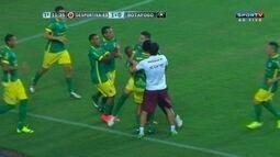 Os gols de Desportiva-ES 2 x 1 Botafogo em Amistoso