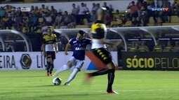 Com destaque para os goleiros, Criciúma e Cruzeiro ficam no empate na Copa Sul-Minas-Rio