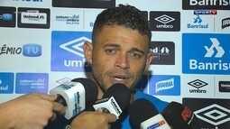 Edinho diz que Grêmio está pronto para disputar a Libertadores